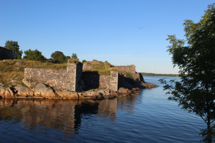 Suomenlinna - The Sea Fortress!