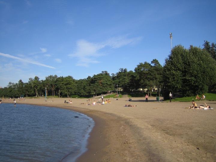 Helsinki_Hietaniemi_beach