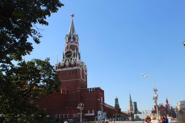Kremlin - UNESCO heritage site!!